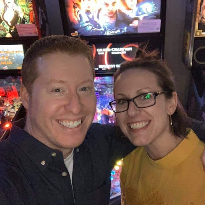 Christian and Sarah Line