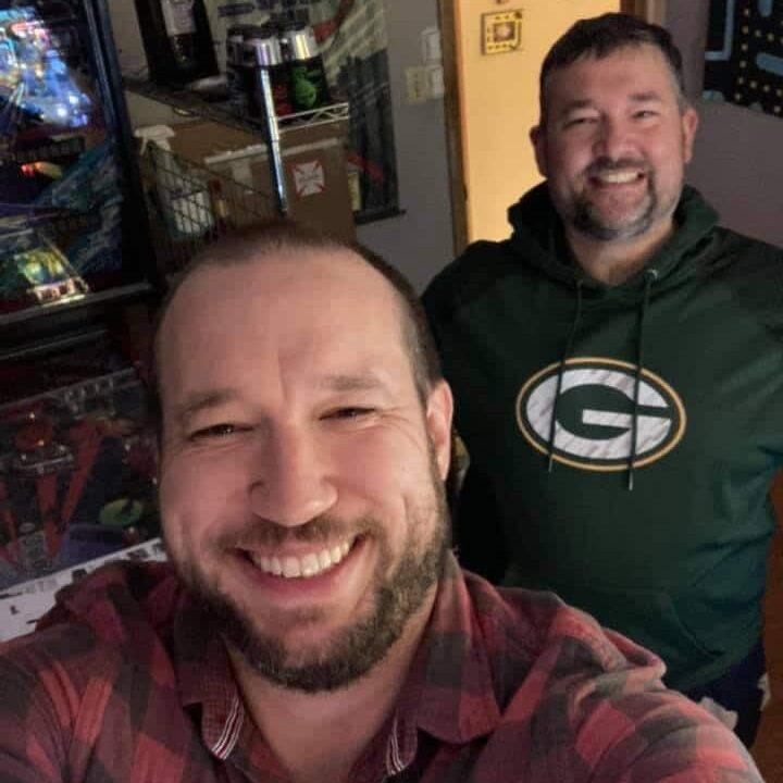 Poor Men Ian and Drew