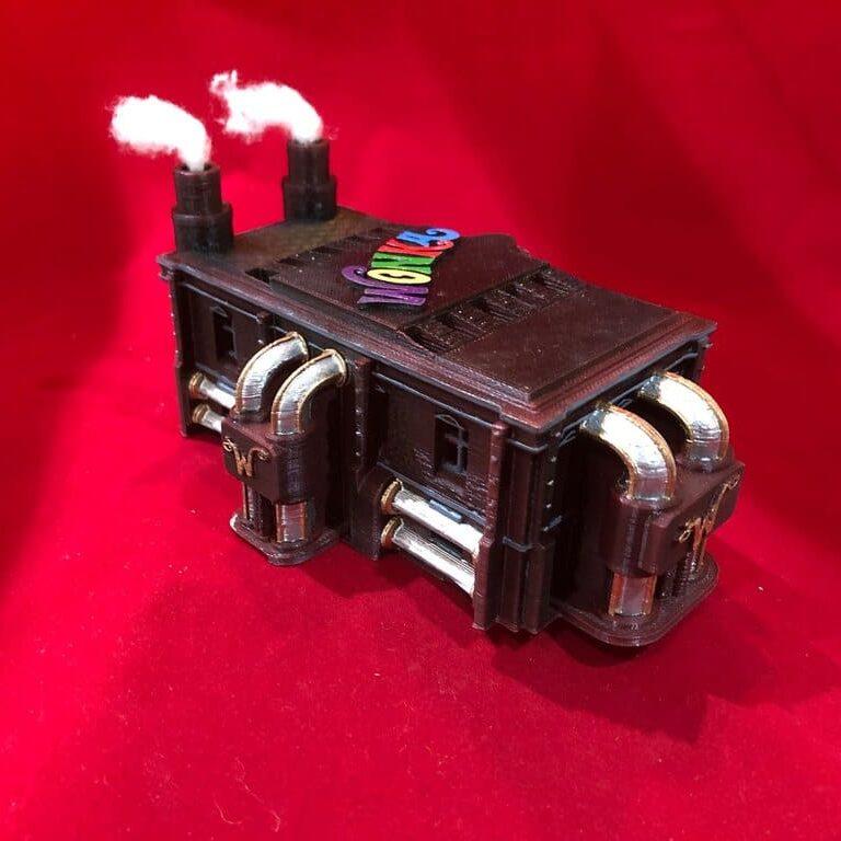 Wonka Factory Mod