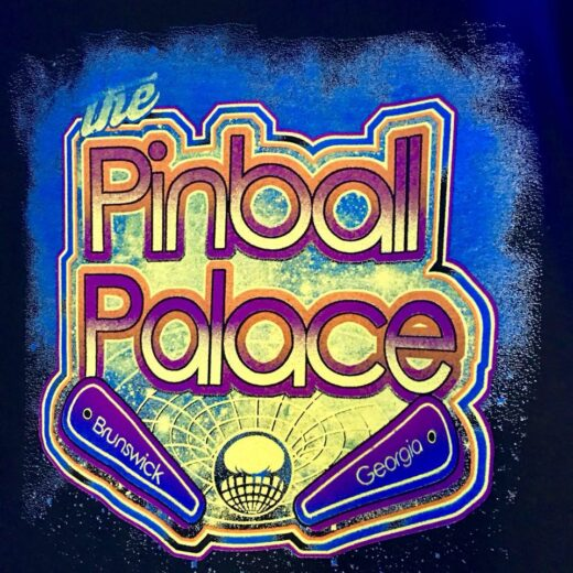 The Pinball Palace – Brunswick, GA