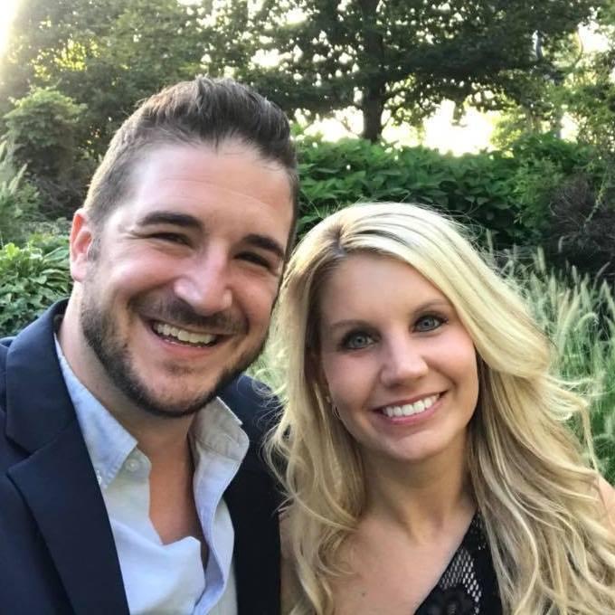 Zach and Nicole Meny