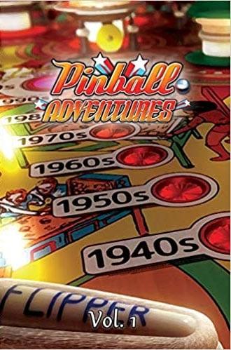 Todd Tuckey Pinball Adventures