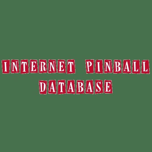 Internet Pinball Database